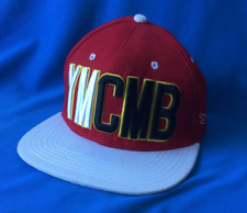 YMCMB Baseball Cap Red Adjustable Youth Mens Girls Ladies