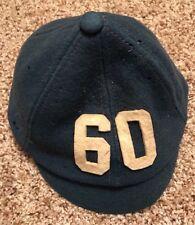 1920-1930s Vintage Short Bill Baseball Kids Hat Great Display Item Rare