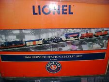 LIONEL TRAINS 21952 2000 SERVICE STATION SPECIAL SET