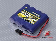 Turnigy LSD 4.8V 2300mAh Ni-MH Piatto Ricevitore Confezione Rx Batteria Basso