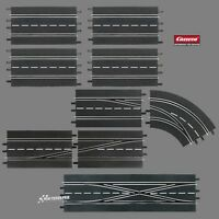 Carrera Digital 134/132 Digitales Schienen- Ausbauset mit 3x Weiche 30367