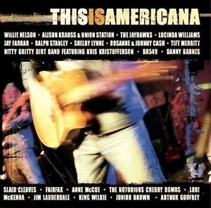This Is Americana: Various Artists [ECD] (CD, 2004, Americana Music Association)