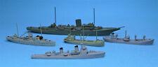 WIKING - Schiffsmodelle, Konvolut 21, 5 Modelle, 1:1250
