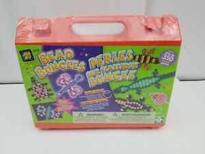 Bead Crafts: Bungees Perles Bead Creature Set, New Unopened, Crafts 350 Beads