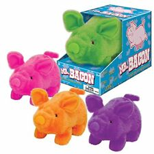 Westminster Toys Mr Bacon Walking Pig W/ Sound Colors May Vary A Must For Any