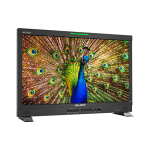 """LILLIPUT 23.8"""" Q23 12G-SDI HDMI 2.0 in&Out Broadcast monitor HDR&3D-LUT + V MOUN"""