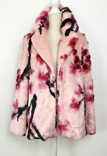 New Faux Fur Coat Jacket by GUESS