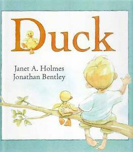 Duck: Little Hare Books by Holmes, Janet A.