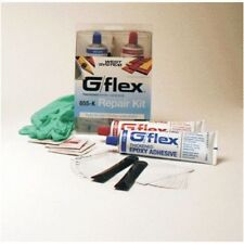 Plastic Boat Repair West System 655k G/Flex Epoxy Adhesive Repair Kit