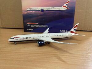 British Airways 787-10 1:400 (Reg G-ZBLA) PH04320 Phoenix