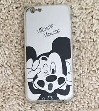 MICKEY MOUSE CLUBHOUSE VIBES iPhone 6 or 6s CASE EUC