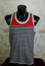 adidas Loose Fit Sleeveless T-Shirts for Men