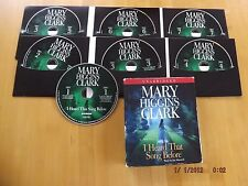 AUDIOBOOK I Heard That Song Before by Mary Higgins Clark (2007, CD, Unabridged)