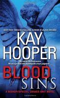 Blood Sins (Bishop/Special Crimes Unit: Blood Trilogy) by Kay Hooper