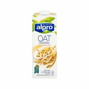 Alpro Longlife Oat Milk Alternative 1L