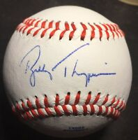 Bobby Thigpen Autographed Signed Auto CROLB Baseball Chicago White Sox