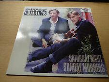 River Detectives Saturday Night Sunday Morning VInyl Promo