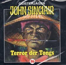 JOHN SINCLAIR - Teil 86 - Terror der Tongs - AUDIO CD - NEU OVP