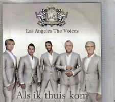 Los Angeles The Voices-Als Ik Thuis Kom Promo cd single