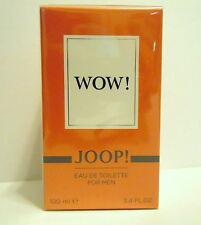Joop WOW  100ml Eau de Toilette for Man  NEU Folie