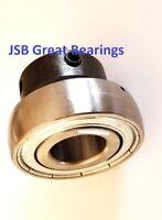 "Eccentric collar locking Insert Bearing SA205-16 1"" Bore w/ Locking Collar 1"" in"