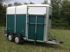 Ifor Williams Horse Trailers