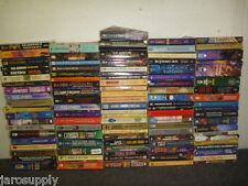 Lot of 20 Fantasy Magic Vintage Dragon TOLKIEN Rare Books Paperback MIX UNSORTED