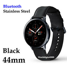 New Samsung Galaxy Watch Active2 SM-R820 Stainless 44mm -Color:Black-Bluetooth