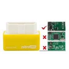 Nitro OBD2 Plug Drive Performance Tuning Chip Box For Gas/Petrol Vehicles ECU