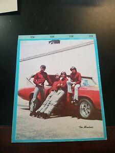 Vintage RARE The Monkees 10 Cent Notepad Unused