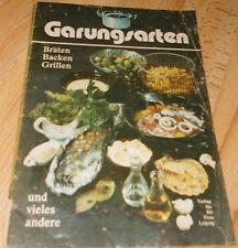 DDR-garungsarten + asado hornear grillos Trendglas + + editorial para la mujer