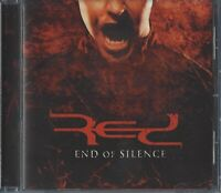 RED / END OF SILENCE - US IMPORT * NEW CD 2006 * NEU *