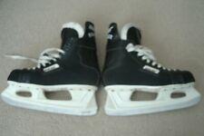 Vintage Bauer Black Panther Mens Ice Hockey Skates 288mm Tuuk Blade