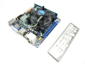 Intel DH57JG Motherboard with Intel Core i3-530 @ 2.93GHz and 4GB RAM