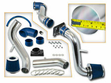 BCP BLUE 00-05 Mitsubishi Eclipse 2.4/3.0L Cold Air Intake Inductio Kit + Filter