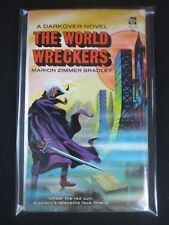 Marion Zimmer Bradley THE WORLD WRECKERS Darkover ACE Vintage PB 1971 1st US Ed