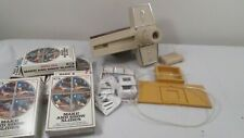 1973 Ideal Toy Make and show Slides w/ Quik Vue Projector