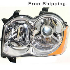 HID Head Lamp Lens and Housing Driver Side Fits Jeep Grand Cherokee CH2518129