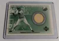 DWIGHT EVANS - 2002 SWEET SPOT CLASSIC - GAME USED BAT - RED SOX -