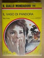 Il vaso di PandoraFoley RaeMondadorigiallo1259turner Tyre De Riva Basse 223