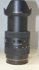 Carl Zeiss Vario Sonnar T 16-80mm 1:3,5-4,5 AF für Sony Alpha