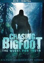 CHASING BIGFOOT: THE QUEST FOR TRUTH 5 PART DOCUMENTARY SERIES - DVD - Region 1