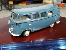 Vintage VW Microbus Volkswagon Van Friction Toy Made In Western Germany Toy Van