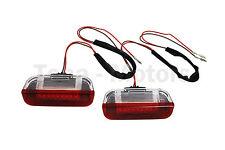 2 x Under Door Lights VW Golf Jetta Passat Scirocco Sharan Tiguan 12V 18 LEDs R