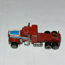Universal Products 1978 Red T560 Truck, Made in Hong Kong