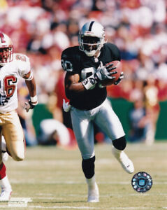 Jerry Rice Oakland Raiders 8x10 Photo