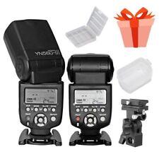 YongNuo YN-560III Wireless Trigger Speedlite Flash For Canon Nikon Camera + Gift