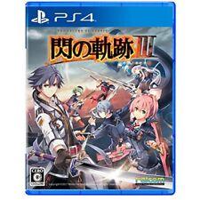 New PS4 The Legend of Heroes Trails of Cold Steel Sen no Kiseki III 3 Japan