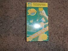 SUNNY wwf BRAND NEW vhs FACTORY SEALED wrestling SHIP WORLDWIDE