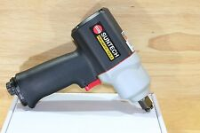 "Suntech Pneumatic Air 1/2"" Mini Impact Wrench Twin Hammer Composite Housing"
